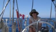 """Yelken eğitmeni ve """" denizce """" yazarı Ayşe DEMETÇİ ; """"yunuslara ozgurluk etkinliklerinde tam destek verdigimi bildirmek isterim."""""""