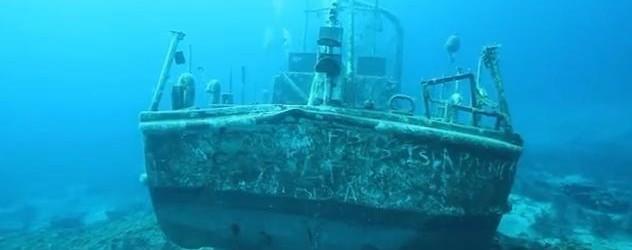 Bodrum açıklarındaki Karaada'da bulunan TCG 115 (sahil güvenlik botu), C-47 (askeri nakliye uçağı) ve Pınar 1 (askeri tanker) batıklarında, Kasım 2011′de yaptığım dalışlarda çektiğim görüntülerden oluşan bir klip. A video...
