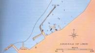 Çanakkale Boğazı'nın Nara Burnu'nu ve Kepez Burnu'nu Gelibolu yarımadasına birleştiren hatlar arasında kalan Çanakkale Limanı içerisindeki yat limanı (40 09 18N, 26 23 12E) mevkiinde yer alır. şehir ve Ferivbot...
