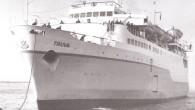 ilk yolcu feribotumuz TRUVA oldu. Bütün dünyada olduğu gibi bizde de otomobil turizminin hızla gelişmekte olması göz önüne alınarak 1966'da Fransa'dan bir uzak yol feribotu satın alındı. Bu fotografı görülen...