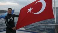 SUALTI milli takımından Derya Can, 'değişken ağırlıklı, ip destekli ve paletsiz derin dalış' dalında 61 metre olan Şahika Ercüment'e ait dünya rekorunu 70 metreyle kırdı. Derya Can, dünya rekoru dalışını...