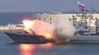 Her yıl haziran ayının son pazar gününü Donanma Günü olarak kutlayarak bütün dünyaya güç gösterisi yapan Rus Donanması bu kez gösteri yapmak isterken az kalsın kendi gemisini patlatıyordu. FÜZE GEMİNİN...