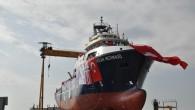 Yalova'nın Altınova tersaneler bölgesinde Cemre tersanesi tarafından Norveç'li denizcilik firması Norfield ve Westland Ofshore firmaları için anahtar teslim olarak inşa edilen sismik destek gemilerinin ikincisi de törenle denize indirildi. Ocean...