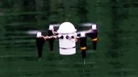 John Hopkins Üniversitesi tarafından su altında çalışmaya uygun yapılan drone su altındaki bir istasyondan veya denizaltı gibi bir araçtan havalanabilecek. John Hopkins Üniversitesi'nden araştırmacılar tarafından geliştirilen yeni bir drone prototipi,...