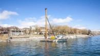 Bitlis'in Ahlat İlçe Kaymakamlığı ve Ahlat Belediye Başkanlığı'nın ortaklaşa yürüttüğü çalışmalar neticesinde ilçede yeni iskele yapımına başlandı. Yeni iskelenin yapım çalışmaları hızlı bir şekilde ilerlerken, yaklaşık bir ay sonra iskelenin...