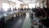 Sahil Güvenlik İstihbarat Koordinasyon Kurul Toplantısı, Kaymakam Mehmet Ali Özkan'ın başkanlığında Hopa öğretmenevi toplantı salonunda yapıldı. Sahil Güvenlik İstihbarat Koordinasyon Kurul Toplantısı'na Hopa Kaymakamı Mehmet Ali Özkan, Garnizon Komutanı Yüzbaşı...