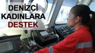 """""""Women at the Helm"""" (Kadınlar Dümende) ve """"Making Waves: Women Leaders in the maritime world"""" (Dalga Yaratanlar: Denizcilik Dünyasındaki Kadın Liderler) adlarındaki videolar, IMO'nun denizci kadınlara verdiği desteğin bir parçası..."""