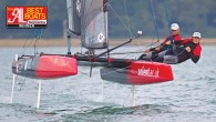 Performance Multihull under 30ft Whisper Foiling Cat At approximately 1445 on October 13, 2015, the day after the Annapolis sailboat show, history was made when the increasingly creaky and cranky...