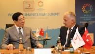 06Kasım2016 Pazar - Kızılay Genel Başkanı Dr. Kerem Kınık, 'Federasyonumuzun Genel Kurulu'nu Antalya'da yapacağız. 190 ülkeden 1.500′e yakın misafirimiz olacak. İnsani yardım alanında yapılmasını istediğimiz reformları misafirlerimizle ele alma fırsatı...