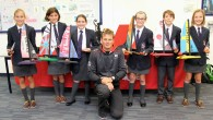 Students at Saltus Grammar School were given top marks by the CEO of America's Cup team, SoftBank Team Japan after coming up with new designs for sails. As part a...