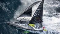 Alex Thomson rounded Cape Horn at 1142hrs UTC this morning describing his successful passage of the Vendée Globe solo round the world race's most notorious landmark as 'the best Christmas...