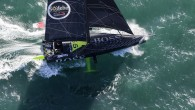 The British skipper on Hugo Boss took 48 days 23 hours and 40 minutes to sail from Les Sables d'Olonne, where the race started on 6th November. He rounded the...