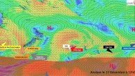 The sailing conditions in the Pacific Ocean are not easy to handle with several low pressure systems north of the Antarctic exclusion zone. The Pacific Ocean is not simple to...