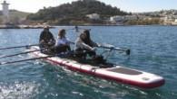 Bodrum'da deniz sporlarında bu zamana kadar ilk defa gerçekleştirilecek olan kürek sporu için ilk adım atıldı. İstanbul'dan Bodrum'a gelen bir grup kürek sporcusu Kumbahçe ve Bitez koylarında 4 antrenman yaptı....