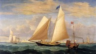 From wooden schooners to carbon-fiber cats, the history of the America's Cup has been filled with excitement, controversy and tradition for over 160 years. In 1851, the schooner America of...