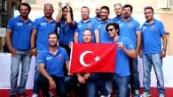St. Tropez Giraglia Rolex Cup'a katılan tek Türk takımı olan Arkas Sailing Team, koy içi yarışlarındaki elde ettiği ikincilikten sonra, 243 deniz mili mesafeli zorlu offshore mücadelesine yelken bastı. Arkas-Flyting...