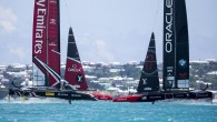When Emirates Team New Zealand sped through the finishing line on Monday afternoon in Bermuda to win the 35th America's Cup, the team also crossed a starting line of sorts,...