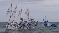 Team USA beat Team China in a dramatic, hard-won, winner-takes-all 'Sail Off' in the team racing portion of the Optimist World Championship 2017, retaining its hold on the IODA Challenge...