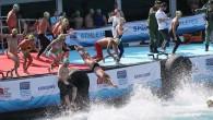 Gençlik ve Spor Bakanı Osman Aşkın Bak'ın özel olarak katılım gösterdiği yarışta kadınlarda Kristina Kochetkova 54 dakika 57 saniye, erkeklerde ise Evgeny Eliseev 50 dakika 58 saniyede yarışmayı tamamlayarak genel...