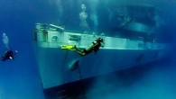 It is one of the Caribbean's best-known and beloved wrecks — the Kittiwake. On January 5, 2011, the 251-foot-long ship was sunk in 60 feet of water near the Sand...