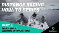 Distance sailboat racing is a growing segment of our beloved sport. Offering new and different challenges, distance races around the world have attracted sailors with various degrees of offshore experience....