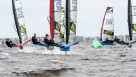 A week before the foiling AC50s began racing in Bermuda, ­much-smaller, far-less-expensive flying machines gathered at the Toms River YC in New Jersey for the inaugural Waszp Atlantic Coast Championship....