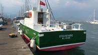 Muğla'nın Fethiye İlçesi'nin dünyaca ünlü körfezi Göcek'te görev yapan 'DTO Fethiye' atık alım teknesi, günde ortalama 17 yattan tonlarca kirli su alarak, mavi denizlerin temiz kalmasını sağlıyor. 'DTO Fethiye' son...
