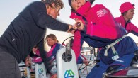 In a sport dominated by men, Team SCA was not just the only the all-female team to compete in the 2014-15 Volvo Ocean Race, it was also the first all-female...