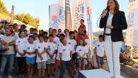 Yalıkavak Yelken Kulübü'nün ev sahipliğinde Turkcell, Spor Toto ve Bodrum Belediyesi sponsorluğunda düzenlenen TYF Atatürk Kupası'nda Optimist ve Laser sınıflarında şampiyonlar belli oldu. Yalıkavak Yelken Kulübü'nde gerçekleşen ödül töreninde konuşan...