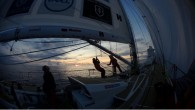 (September 1, 2017; Day 12) – Qingdao continues to lead the Clipper Round the World Yacht Race fleet today, followed by Great Britain in second and Sanya Serenity Coast in...