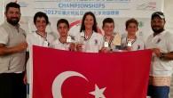Hong Kong'da 17 ülkeden 131 sporcunun katılımıyla düzenlenen 2017 Optimist Asya ve Okyanusya Şampiyonası'nda Demir Dirik (Arkas Çeşme Yelken Gençlik ve Spor Kulübü) Gümüş madalyanın sahibi oldu. Sabri Kerem Erkmen...