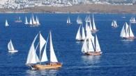 Yunanistan'ın Türk bayraklı tur teknelerine, ticari gemilere ve yatlara bahaneler uydurup ceza kesmesine The Bodrum Cup yelken yarışları da sesiz kalmadı. 29 yıldır düzenlenen yarışların bir ayağı da Yunan adalarında...
