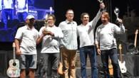 Muğla'nın Bodrum ilçesinde bu yıl 29′uncusu düzenlenen The Bodrum Cup Uluslararası Denizcilik Festivali ve Yat Yarışları, Gümüşlük-Yalıkavak etabıyla tamamlandı. Türkiye Yelken Federasyonu (TYF), Muğla Büyükşehir Belediyesi ve Bodrum Belediyesinin katkılarıyla,...
