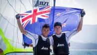 Marit Bouwmeester (NED) and Peter Burling (NZL) were the big winners at the inaugural World Sailing Awards in Puerto Vallarta, Mexico as they were announced male and female 2017 Rolex...