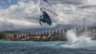 HIT THAT LIP! THROW SOME SPRAY! Its the Aloha Classic and riders are carving up the waves at Ho'okipa. Follow our live scoring and live cast today at http://www.alohaclassicmaui.com/ Video...