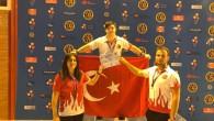 DSISO Avrupa Açık Yüzme Şampiyonası'na büyükler kategorisinde ilk kez katılan genç yüzücü İrem Öztekin şampiyonada 4 madalya alarak yeni bir rekorun sahibi oldu. Genç sporcu ilk gün 50 metre kelebek...