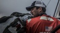 Leg 1 winners Vestas 11th Hour Racing jumped to the head of the Volvo Ocean Race fleet three days into Leg 2 as the big dive south began in earnest...