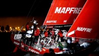 The Spanish team Mapfre crossed the finish line for Leg 7 of the Volvo Ocean Race in Itajaí, Brazil on Sunday morning, securing a fifth-place finish and collecting six points....
