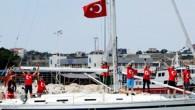 2018 İzmir Kış Trofesi 5. ayak yarışları Çeşme'de düzenlendi. EAYK Çeşme Marina tarafından düzenlenen 2018 İzmir Kış Trofesi 5. ve son ayak yarışları Çeşme Marina'da 34 teknenin katılımı ile gerçekleştirildi....