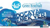 Değerli üyelerimiz, Kadıköy Belediyesinin düzenlediği Çevre Festivali' nin ikincisi 31.Mayıs- 3.Haziran tarihlerinde yapılacak. 31 Mayıs Perşembe günü saat 12:00 de Özgürlük Parkında / Göztepe açılış gerekleştirilecektir. Festival ile ilgili detay...