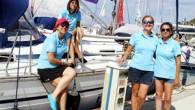 Bodrum'dan 19 Mayıs'ta 'Yurtta Barış Dünyada Barış' sloganıyla Akdeniz'e yelken açan 4 kadın denizciden oluşan 'Deniz Tutkusu Seyirde' ekibi Alanya'da mola verdi. Bodrum'dan 19 Mayıs'ta 'Yurtta Barış Dünyada Barış' sloganıyla...