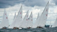 The 129th Marblehead Race Week launched Thursday as two of 10 classes competing in the Helly Hansen National Offshore One Design (NOOD) Regatta this weekend took to the water. With...
