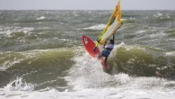 Day 1: A Day of Trials & Tribulations Sees Two Title Contenders Fall Early in Men's Wave Single Elimination The opening day of the Mercedes-Benz Sylt PWA Super Grand Slam...