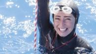 """Dünya dalış rekortmeni Şahika Ercümen, Salda Gölü'nde 65 metreye inerek yeni bir dünya rekoruna imza attı. Ercümen, gölde """"Kadınlar Paletsiz Değişken Ağırlık Kategorisi""""nde 55 metre sınırını aşan ilk kadın olarak..."""
