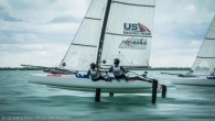 After coaching the American Sonar Paralympic team to a silver medal at the Rio 2016 Games, Mike Ingham continues to work with the US Sailing Team toward Tokyo 2020. His...