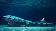 Bahrain recently announced that it will launch the world's largest underwater theme park, which include a sunken, decommissioned Boeing 747. Bahrain recently announced that it will launch the world's largest...