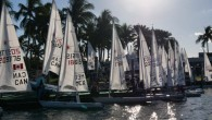 The Lauderdale Olympic Class Regatta hosted the 2019 Laser Class U.S. National Championships, held January 11-14 in Fort Lauderdale, FL. Winning the 54-boat Laser fleet was Stefano Peschiera (PER) with...