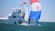 """This week's """"World on Water"""" global sailing news show produced by www.boatson.tv. In this week's """"WoW TV"""": 2019 13 and 16 Foot Skiff Championships at the Darling Point Sailing Squadron..."""