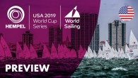 Are you ready for the second round of the Hempel World Cup Series? The series is heading to Miami, where Olympic class athletes will be on top of their game...