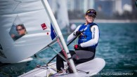 Miami, FL (February 1, 2019) – The fourth day of the 2019 Hempel World Cup Series Miami continued the notorious theme of precarious winds, but for the ten Olympic events...